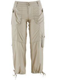 3/4-Hose, bpc bonprix collection, sand