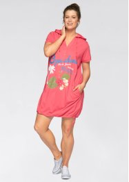 Beach-Kleid, bpc bonprix collection, hellpink