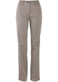 Stretch-Hose, bpc bonprix collection, taupe