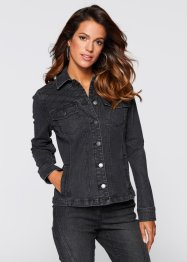 Jeansjacke, bpc selection, black stone