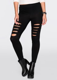 Leggings  mit Cut-outs, RAINBOW, schwarz