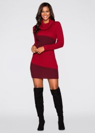 Strickkleid, BODYFLIRT boutique, rot