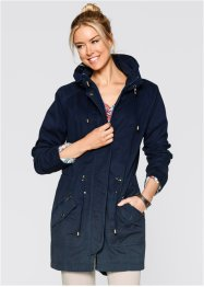 Jacke, bpc bonprix collection, dunkelblau