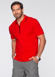 Poloshirt Regular Fit, bpc bonprix collection, erdbeere