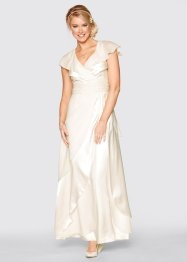 Brautkleid, bpc bonprix collection, cremeweiss