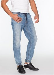 Schlupf-Jeans Slim Fit Straight, RAINBOW, blau