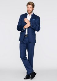 Anzug (2tlg.) Slim Fit, bpc selection, blau