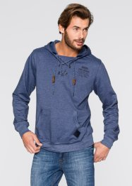 Sweatshirt Regular Fit, John Baner JEANSWEAR, rot
