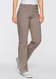 Stretchhose, bpc bonprix collection, taupe