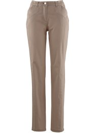 Komfort Stretchhose, bpc selection, taupe
