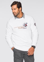 Pullover im Regular Fit, bpc selection, weiss