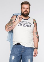 Tank-Top Regular Fit, John Baner JEANSWEAR, indigo