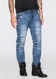 Jeans Regular Fit Straight, RAINBOW, blau