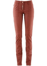 Chino-Cargohose, bpc bonprix collection, marsalabraun