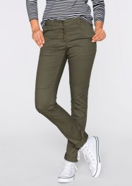 Chino-Cargohose, bpc bonprix collection, dunkelblau