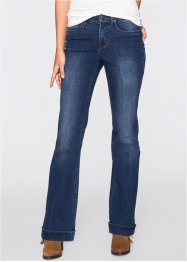 Stretch-Jeans, FLARED, John Baner JEANSWEAR, blau