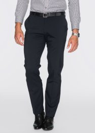 Hose mit Schurwolle Slim Fit, bpc selection, anthrazit