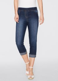 3/4-Jeggings, bpc bonprix collection, dark denim