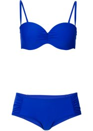 Bügel Bikini (2-tlg. Set), bpc bonprix collection, royalblau