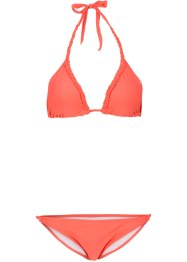 Triangel Bikini (2-tlg. Set), bpc bonprix collection, hummer