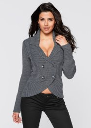 Strickjacke, BODYFLIRT boutique, grau