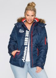 Outdoorsteppjacke, bpc bonprix collection, dunkelblau
