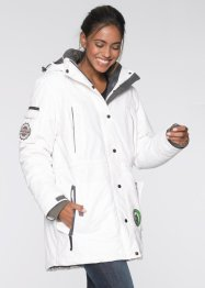 3in1-Funktions-Outdoorjacke, bpc bonprix collection, wollweiss
