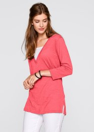 2in1 Shirt, 3/4-Arm, bpc bonprix collection, hellpink