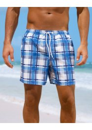 Herren Badeshorts, bpc bonprix collection, blau