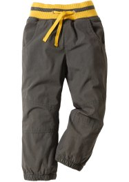 Thermohose, John Baner JEANSWEAR, anthrazit