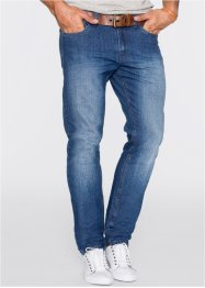 Jeans Regular Fit Tapered, John Baner JEANSWEAR, blau
