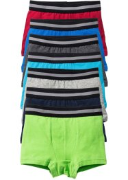 Boxershorts (7er-Pack), bpc bonprix collection, bunt