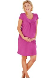 Still-Nachthemd, bpc bonprix collection, fuchsia