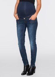 Umstandsjeans, schmales Bein, bpc bonprix collection, darkblue stone