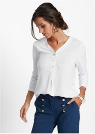 Shirtbluse, bpc selection, weiss