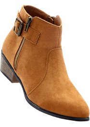 Stiefelette, bpc bonprix collection, eiskaffee