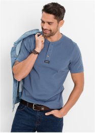 T-Shirt Regular Fit, John Baner JEANSWEAR, jeansblau