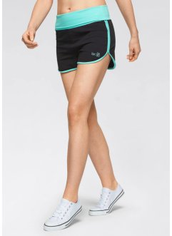 Shorts, bpc bonprix collection, schwarz