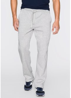 Herren Sweat-Hose, Regular Fit, bpc bonprix collection, graumeliert