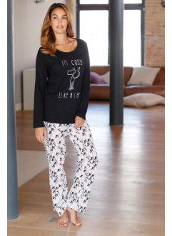 Pyjama, bpc bonprix collection, multi