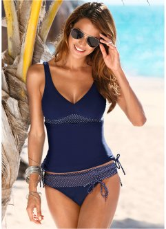 Bikinihose, bpc bonprix collection, blau