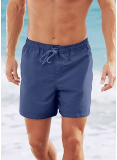 Badeshorts Herren, bpc bonprix collection, indigo