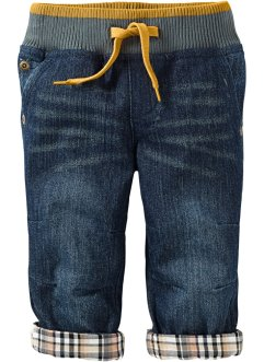 Baby Thermojeans, John Baner JEANSWEAR, darkblue stone