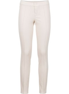 Treggings in Wolloptik, BODYFLIRT, beige