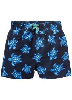 Badeshorts Jungen, bpc bonprix collection, blau
