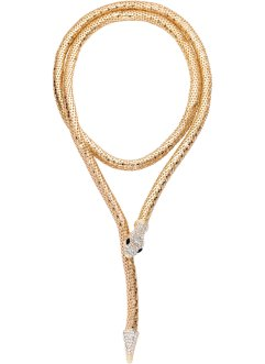 Kette Schlange, bpc bonprix collection, goldfarben