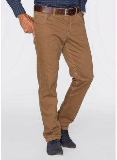 Thermo-Stretchtwillhose Regular Fit, bpc selection, cognac