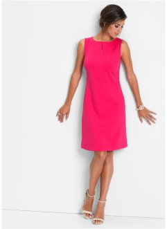 Shirtkleid, bpc selection, hibiskuspink