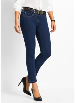 Megastretch-Jeans, bpc selection, darkblue stone