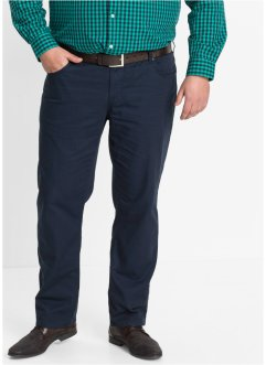 5-Pocket Hose Regular Fit Straight, bpc bonprix collection, dunkelblau